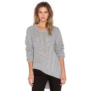 One Teaspoon | Sovereign Wool Blend Knit Sweater